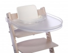Playtray Transparant voor Stokke Tripp Trapp